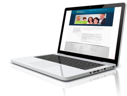 Praxis-krist-winklmann-webdesign