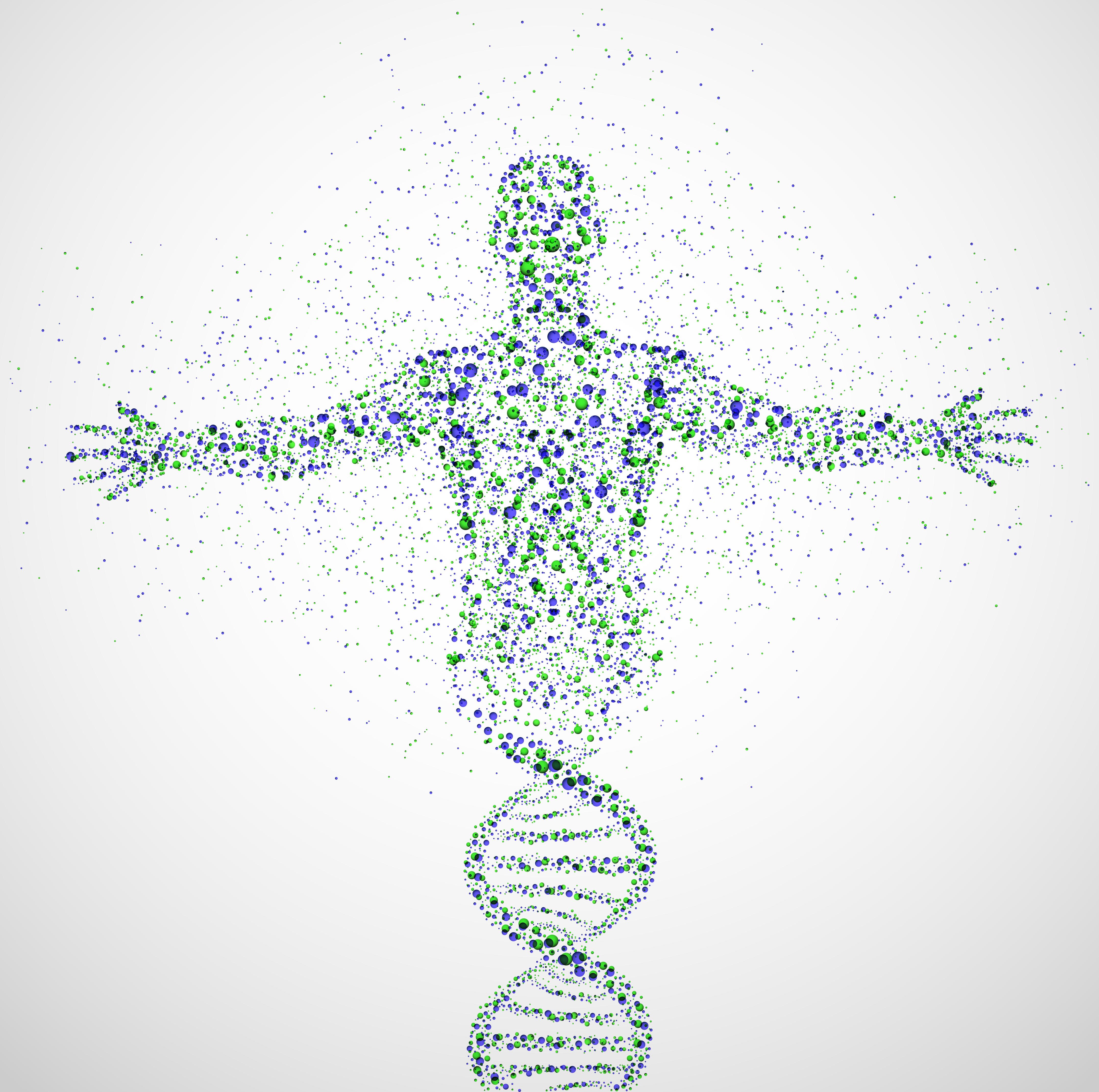 medihelden - Praxismanagement - Mann aus DNS DNA